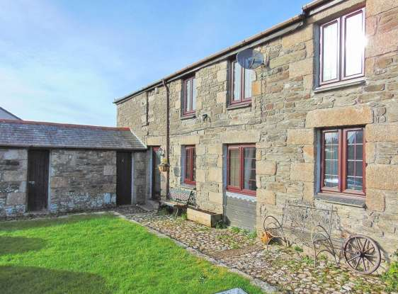 Barn Conversion Character Property for sale in The Old Barns, Camborne, Cornwall, TR14 0DD