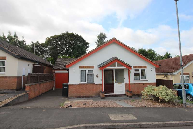 3 Bedrooms Bungalow for sale in Anthony Drive, Leicester, LE7