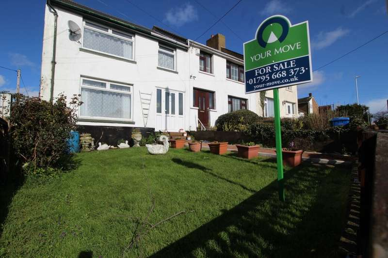 3 Bedrooms Semi Detached House for sale in Minster Road, Minster On Sea, Sheerness, ME12