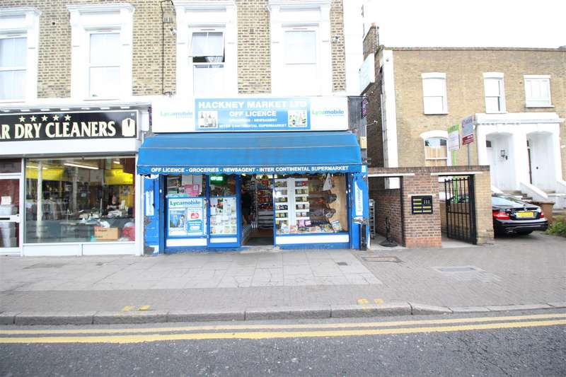 Commercial Property for sale in Amhurst Road, London