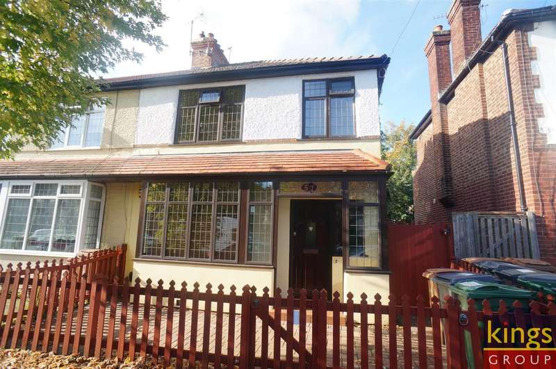 3 Bedrooms End Of Terrace House for sale in Tufton Road, London