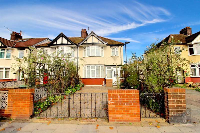 3 Bedrooms Semi Detached House for sale in Silver Street, Edmonton, N18