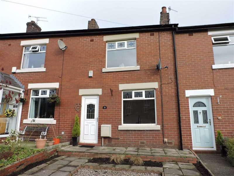 2 Bedrooms Terraced House for sale in Dundee Lane, Ramsbottom, Bury, BL0