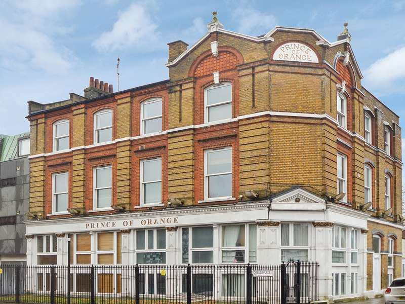 1 Bedroom Flat for sale in Orange Place, Canada Water SE16