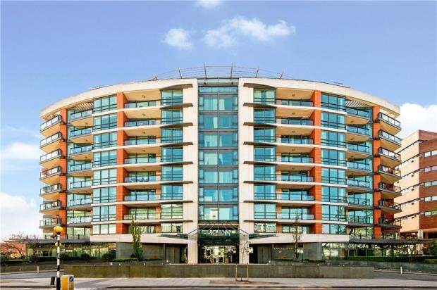 2 Bedrooms Apartment Flat for sale in The Pavilion Apartments, 34 St John's Wood Road, St John's Wood, London, NW8