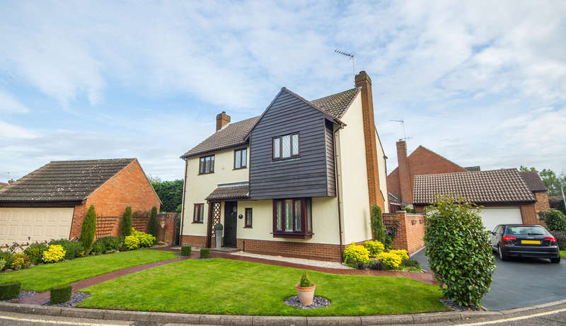 4 Bedrooms Detached House for sale in Rookery Close, Hatfield Peverel, Chelmsford, CM3