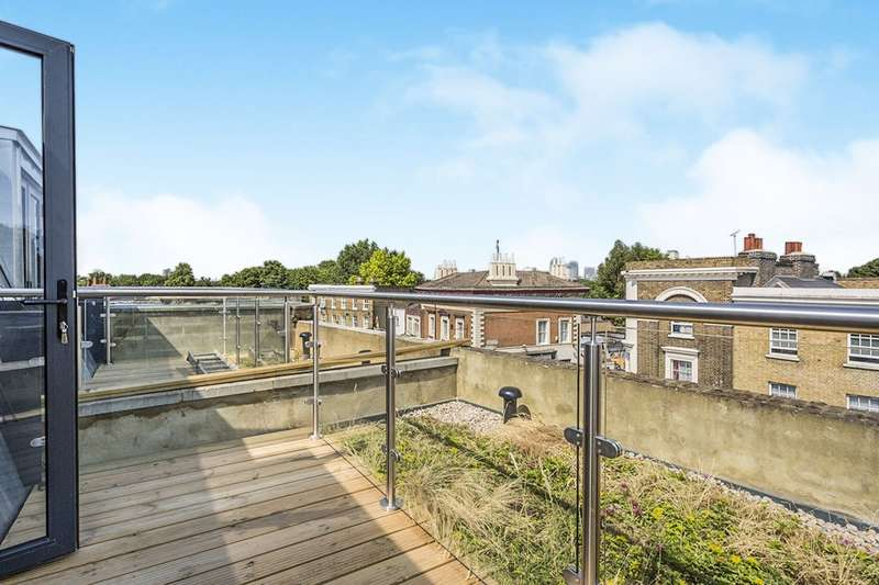 1 Bedroom Apartment Flat for sale in Casey Court, Besson Street, London, SE14