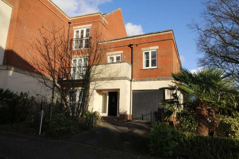 3 Bedrooms End Of Terrace House for sale in Providence Park, Southampton, SO16