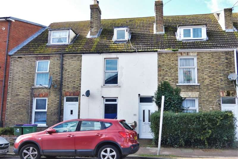 4 Bedrooms Terraced House for sale in Harbour Way, Folkestone, CT20