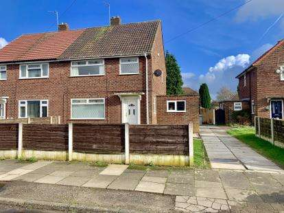 3 Bedrooms Semi Detached House for sale in Gawsworth Road, Sale, Cheshire, Greater Manchester