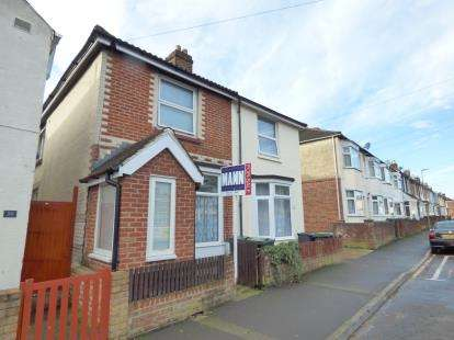 2 Bedrooms Semi Detached House for sale in Elson, Gosport, Hampshire