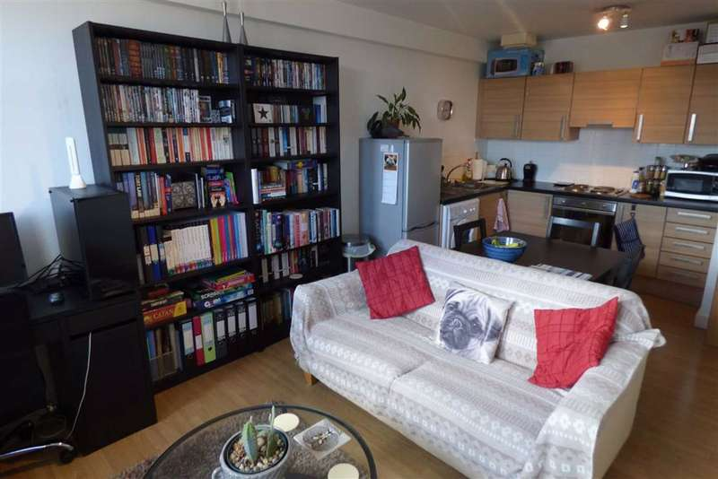 1 Bedroom Flat for sale in The Exchange, Rusholme, Manchester, M14