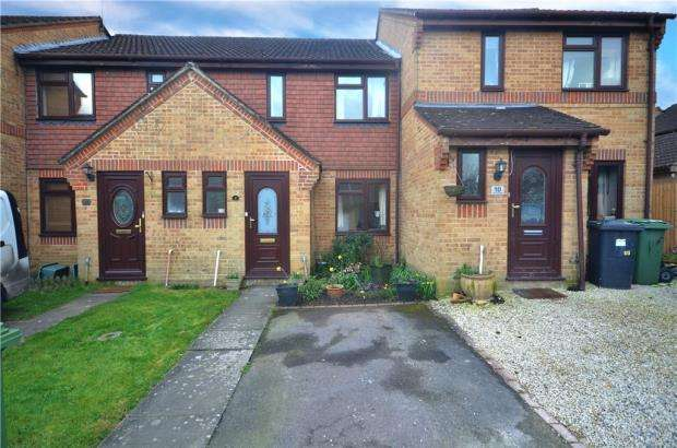 3 Bedrooms Terraced House for sale in Southlands, Chineham, Basingstoke