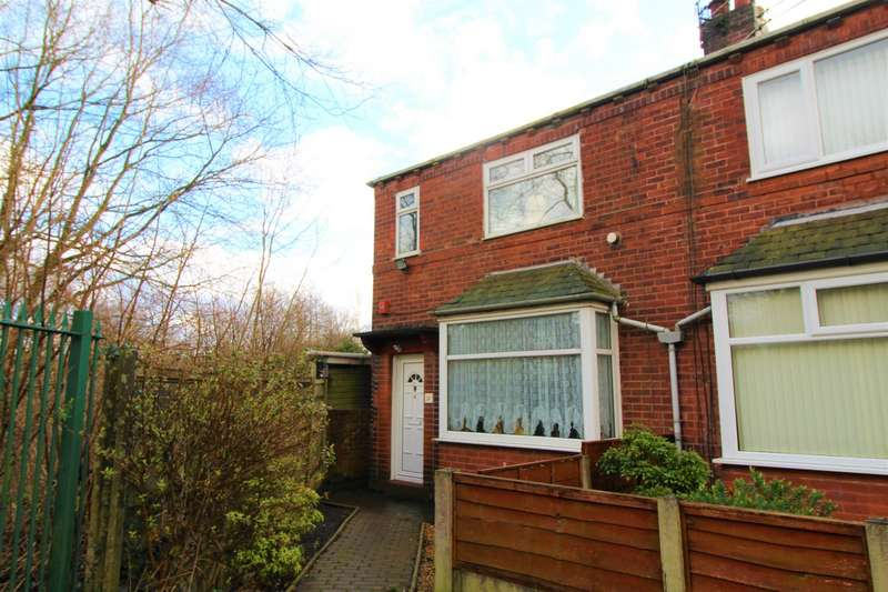 3 Bedrooms End Of Terrace House for sale in Kirkham Street, Little Hulton, Manchester, M38