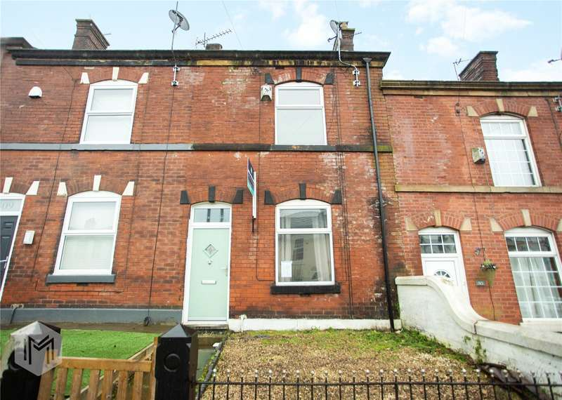 2 Bedrooms Terraced House for sale in Hollins Lane, Bury, Greater Manchester, BL9