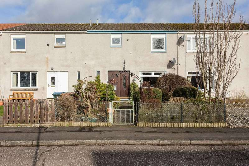 3 Bedrooms Terraced House for sale in Castle Grove, Longforgan, Dundee, DD2 5HZ