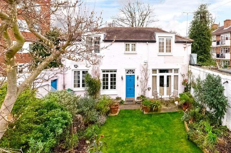 3 Bedrooms Detached House for sale in Landridge Road, London, SW6