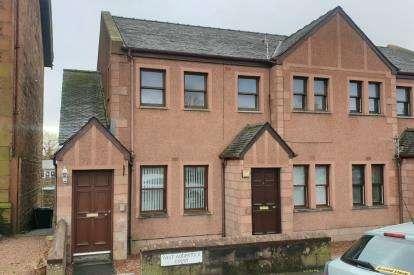 2 Bedrooms Flat for sale in West Woodstock Court, Kilmarnock