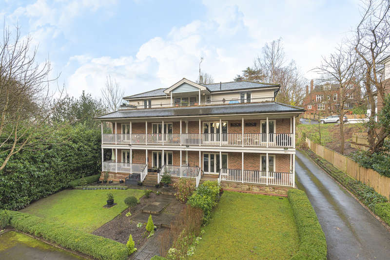 2 Bedrooms Flat for sale in Sandhurst Road, Tunbridge Wells