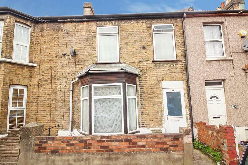2 Bedrooms Terraced House for sale in Ritchings Avenue, Walthamstow