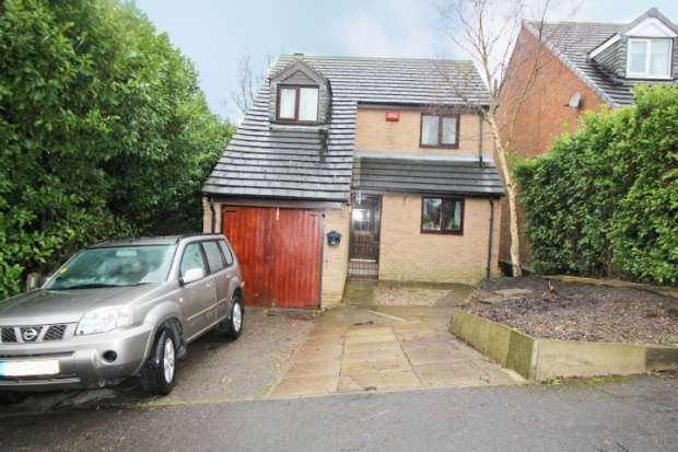 Detached House for sale in Sough Hall Close, Rotherham, South Yorkshire, S61 2QW