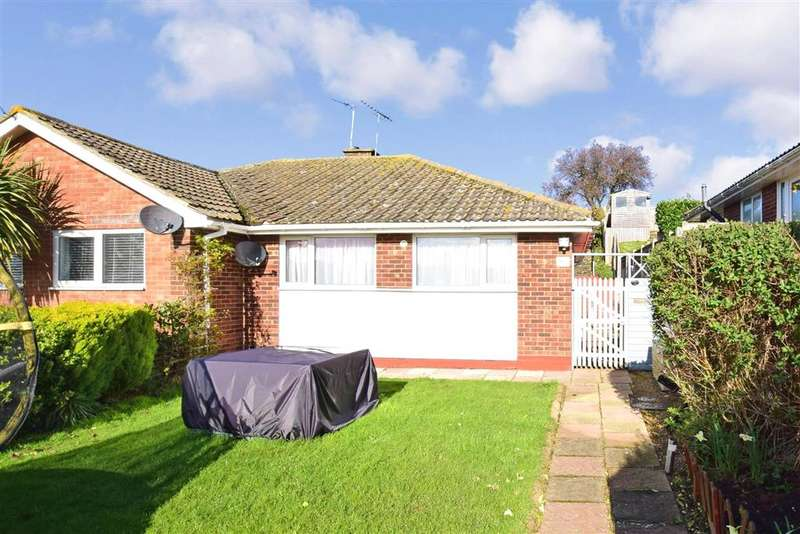2 Bedrooms Semi Detached Bungalow for sale in Woodrow Chase, , Herne Bay, Kent