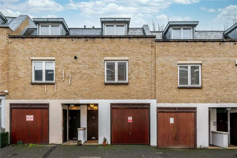 4 Bedrooms Terraced House for sale in Rosemont Road, London, NW3