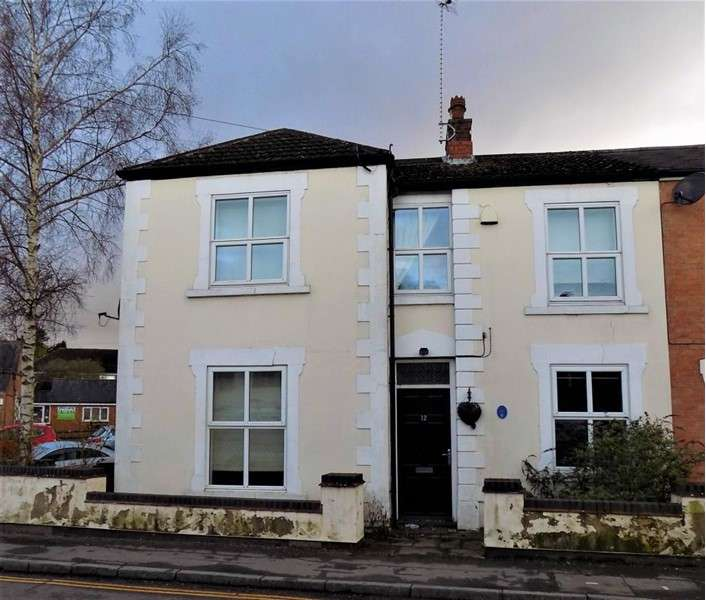 3 Bedrooms Property for sale in Church Street, Burbage, Hinckley, Leicestershire, LE10 2DD