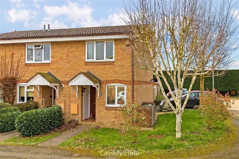 2 Bedrooms Property for sale in Archers Fields, St. Albans, Hertfordshire