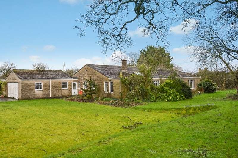 3 Bedrooms Detached Bungalow for sale in Haselbury Plucknett, Crewkerne, Somerset, TA18