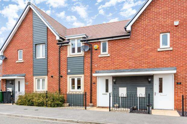 2 Bedrooms Terraced House for sale in Sherborne Fields, Basingstoke, Hampshire