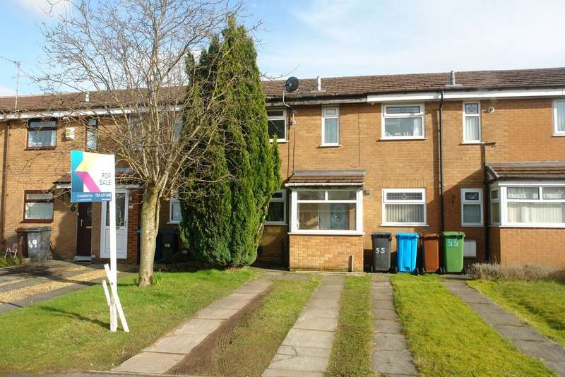 1 Bedroom Town House for sale in Redwood, Chadderton, Oldham