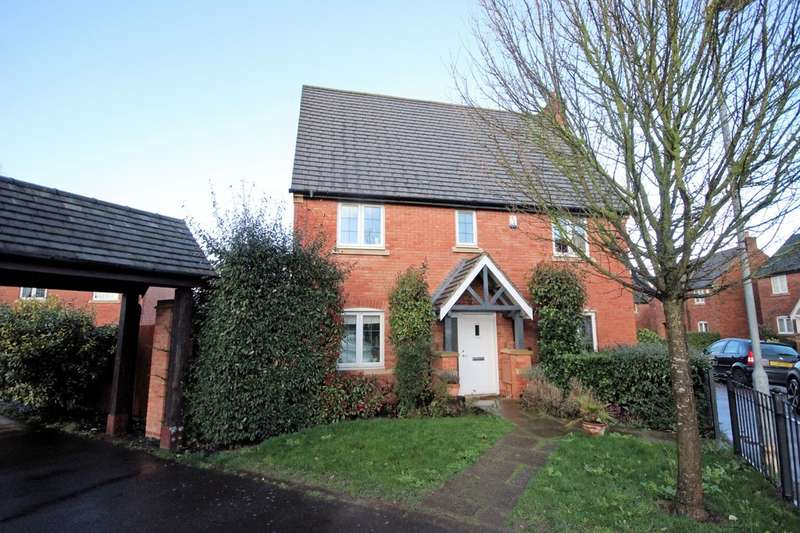 3 Bedrooms End Of Terrace House for sale in Highland Drive, Loughborough