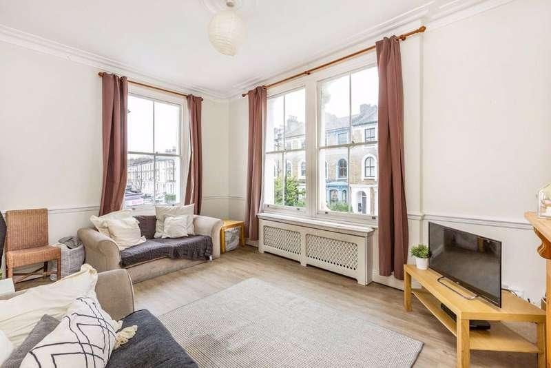 3 Bedrooms Flat for sale in Landor Road, London