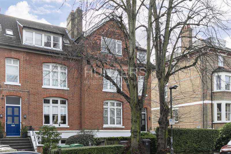 2 Bedrooms Flat for sale in Acol Road, London, NW6