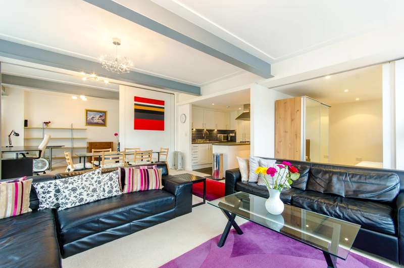 2 Bedrooms Flat for sale in Victoria Mills Studios, Stratford, E15