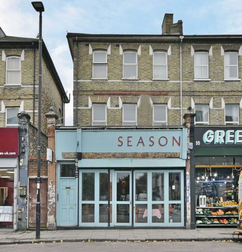 2 Bedrooms Mixed Use Commercial for sale in Stroud Green Road, Finsbury Park, London, N4 3EF