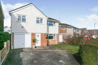 4 Bedrooms Detached House for sale in Mansfield Avenue, Hawarden, Deeside, Flintshire, CH5