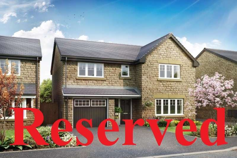 4 Bedrooms Detached House for sale in The Garth Cranberry Lane, Darwen, BB3