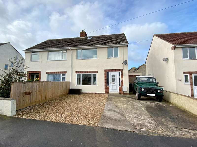 4 Bedrooms Semi Detached House for sale in Russett Road, Street