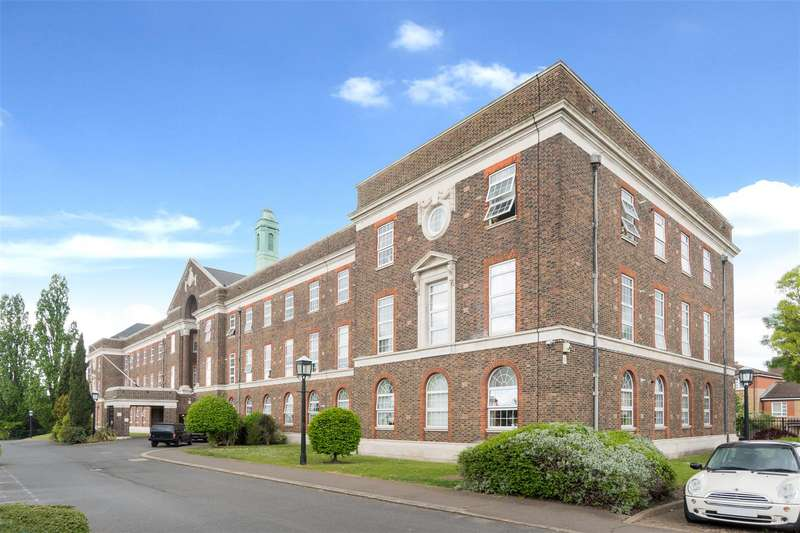1 Bedroom Apartment Flat for sale in Chartwell Court, Dollis Hill, London NW2