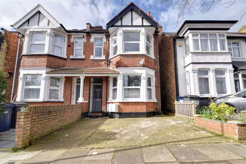 2 Bedrooms Flat for sale in Audley Road, Hendon, London