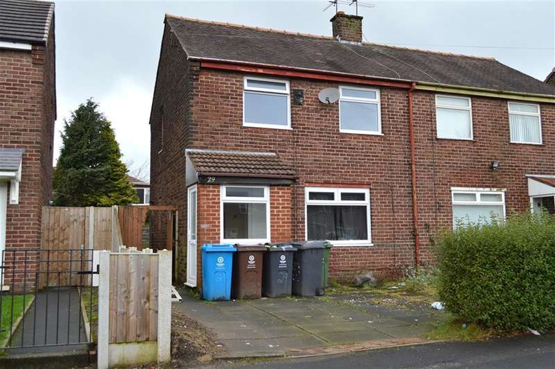 2 Bedrooms Semi Detached House for sale in Mora Avenue, Chadderton, Oldham, OL9 0EJ