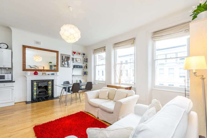 1 Bedroom Flat for sale in Charleville Road,, Barons Court, W14