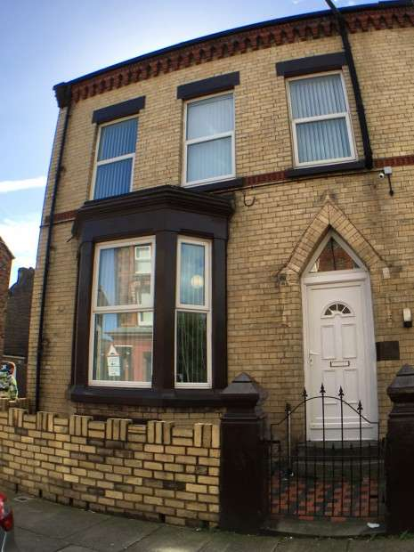 7 Bedrooms House Share for rent in Anfield Road, Liverpool, L4