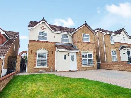 4 Bedrooms Detached House for sale in The Briars, Preston, Lancashire, PR2 9LQ