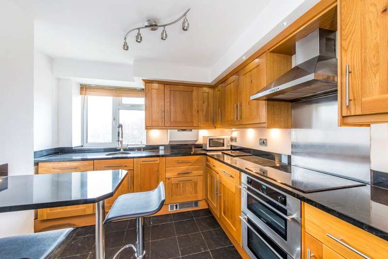 3 Bedrooms Apartment Flat for sale in Earlsfield Road, Earlsfield