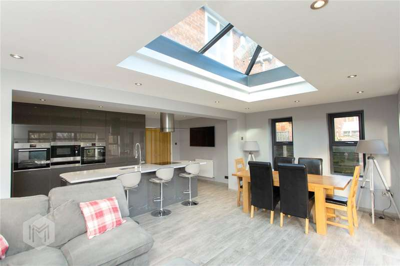4 Bedrooms Detached House for sale in Doefield Avenue, Worsley, Manchester, Greater Manchester, M28