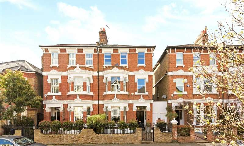 7 Bedrooms Semi Detached House for sale in Burlington Gardens, London, W4