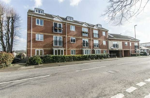 1 Bedroom Flat for sale in Allyn Court, 104 Twyford Road, EASTLEIGH, Hampshire